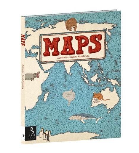 $17.58 Lowest Price Ever! Maps Hardcover