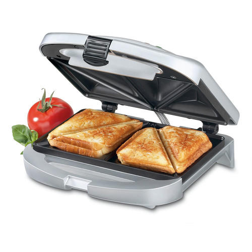 $8.99 Cuisinart WM-SW2N Sandwich Grill: Electric Contact Grills