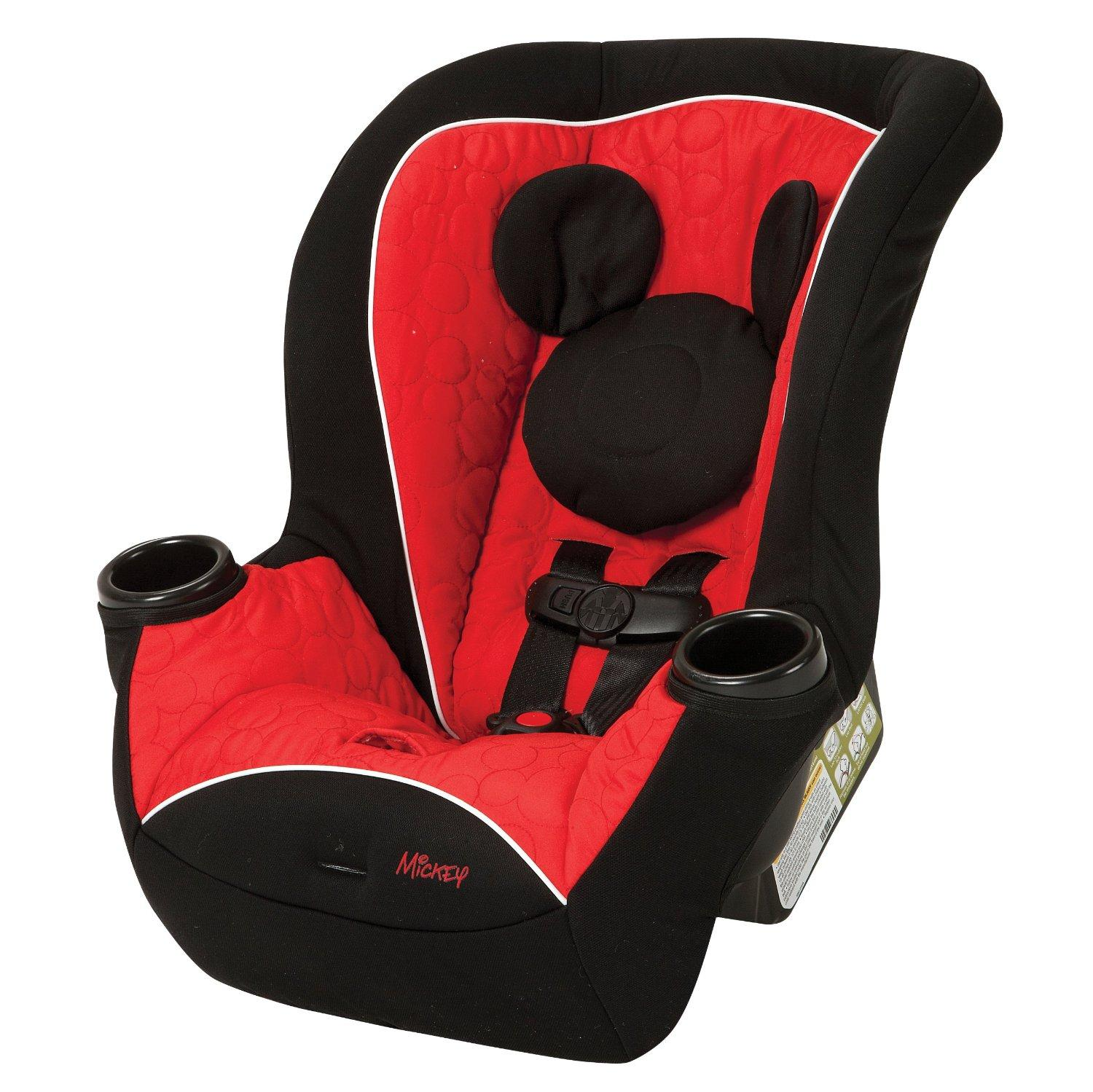 $56.99 Disney APT Convertible Car Seat