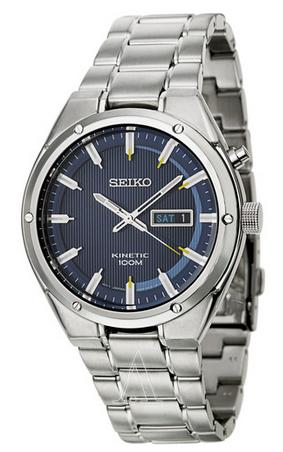 Up to 73% Off Select Seiko Men's and Women's Watches @ Ashford