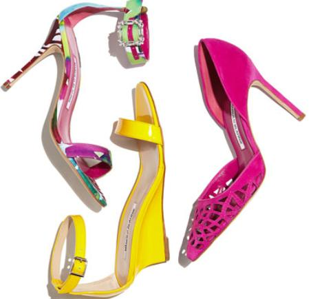 Up to 30% Off + Extra 35% Off Manolo BlahnikPumps @ Neiman Marcus