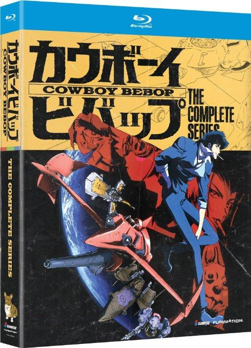 $29.99 Cowboy Bebop: The Complete Series [Blu-ray]