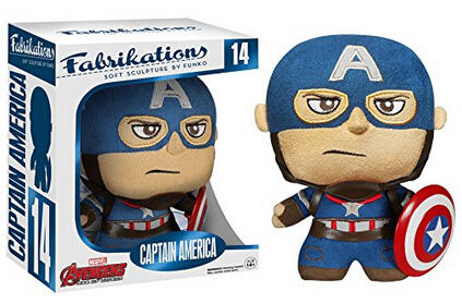 $13.13 Funko Fabrikations: Avengers 2 - Captain America Action Figure