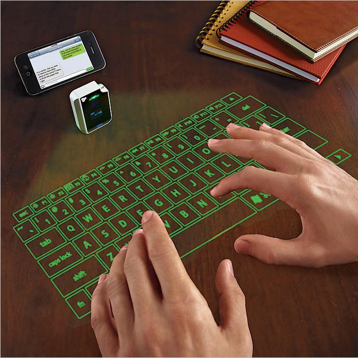 0 Laser Projection Virtual Keyboard