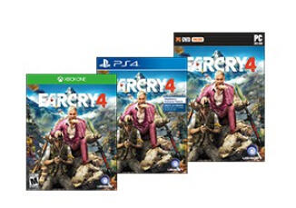 $19.99 Far Cry 4 for Select Gaming Systems @ Best Buy