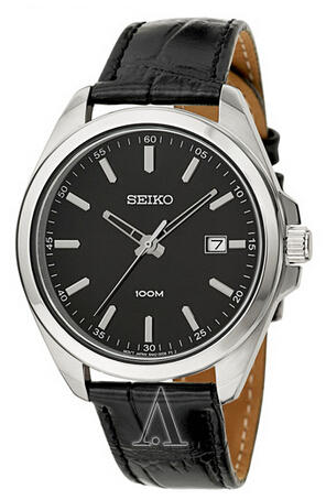$55 Seiko Dress Men's Watch SUR075