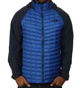 $80.99 The North Face ThermoBall Hybrid Hoodie Men's Jacket