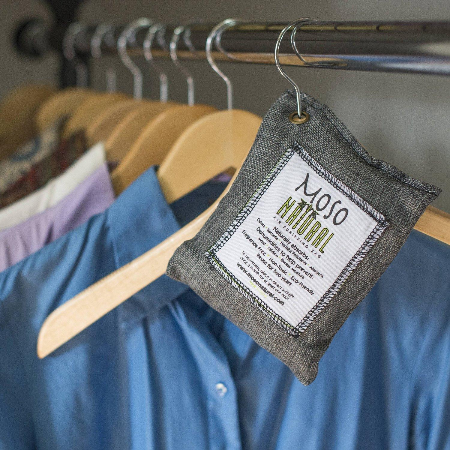 Moso Natural Air Purifying Bag 200g.