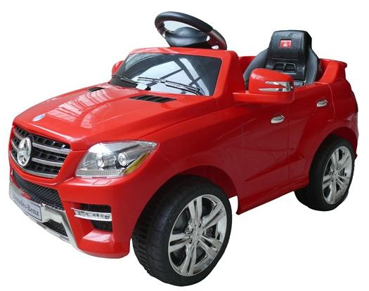$139.99 Best Ride On Cars Mercedes ML-350 6V Ride-On - Red or White @ Woot!