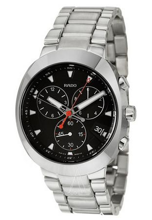 $558 Rado Men's D-Star Watch (Dealmoon Exclusive)