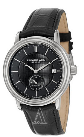 Raymond Weil Men's Maestro Automatic Small Second Watch 2838-STC-20001 (Dealmoon Exclusive)