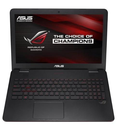 $1169.99 ASUS ROG 15.6-Inch IPS FHD Gaming Laptop GL551JW-DS74