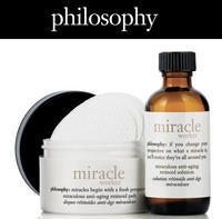 Free 4-piece Mystery Gift with Any $50 Purchase @ philosophy