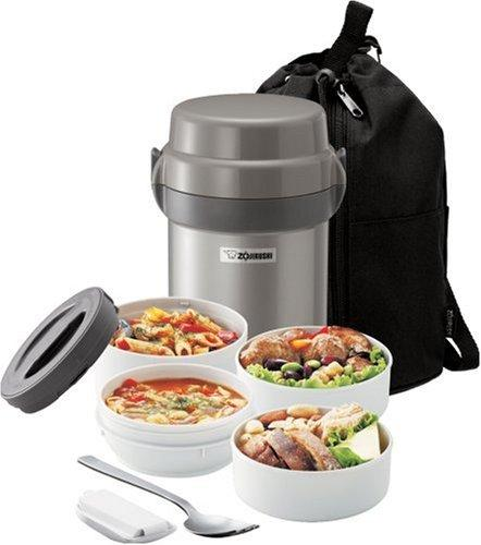 Zojirushi Mr Bento Stainless Lunch Jar @ Amazon