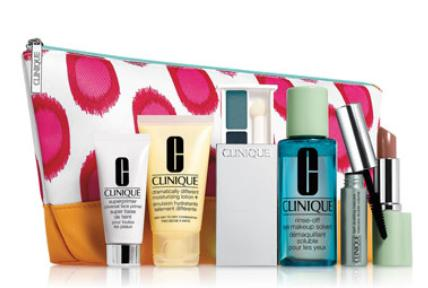 Free 7 Piece Gift With Over $50 Clinique Purchase @ Neiman Marcus