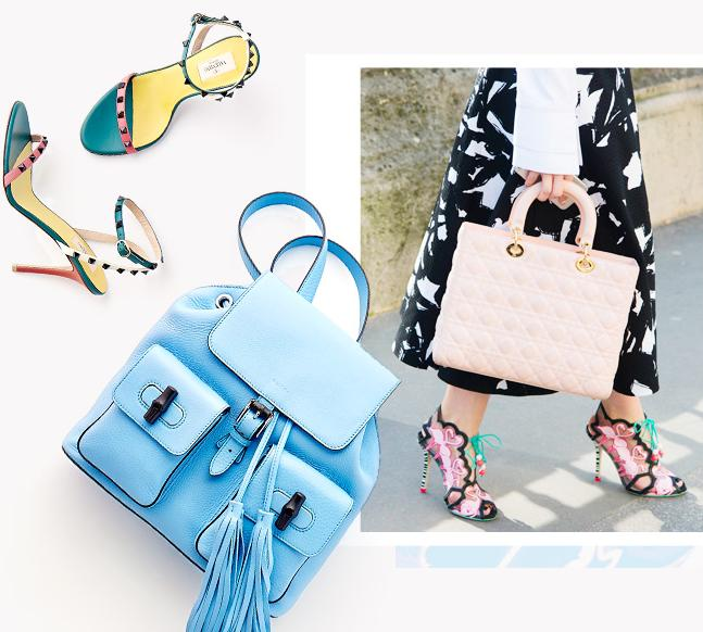 Up to 62% Off Christian Dior, Fendi, Gucci & More Designer Hangbags, Shoes On Sale @ Rue La La