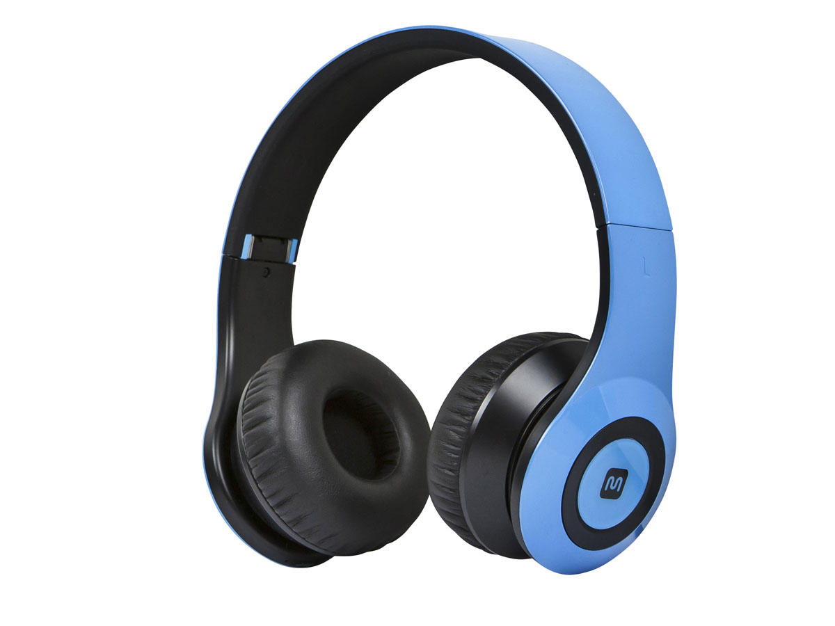 Monoprice Bluetooth 4.0 On The Ear Headphones w/ Built-In Microphone (various colors)