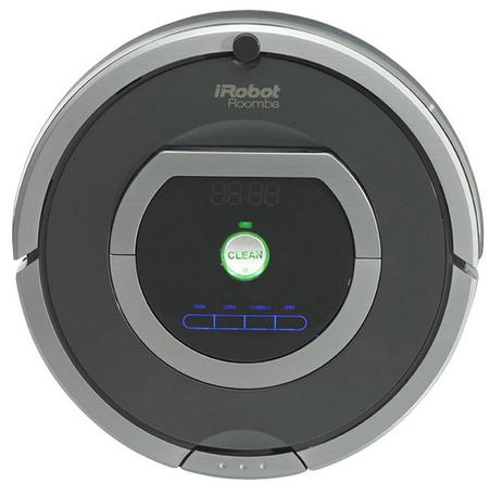 $367.2 iRobot Roomba 770 Vacuum Cleaning Robot