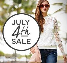 Up to 80% OFF July 4th SALE @MYHABIT