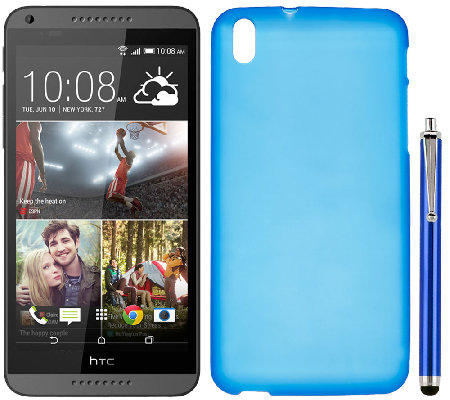 "$149.95 HTC Desire 5.5"" Android Prepaid Smartphone w/ Accessories Virgin Mobile"