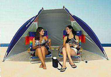 Rio Sports Portable Sun Shelter
