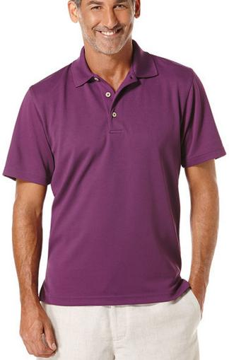 $7Cubavera Men's Traditional Polo