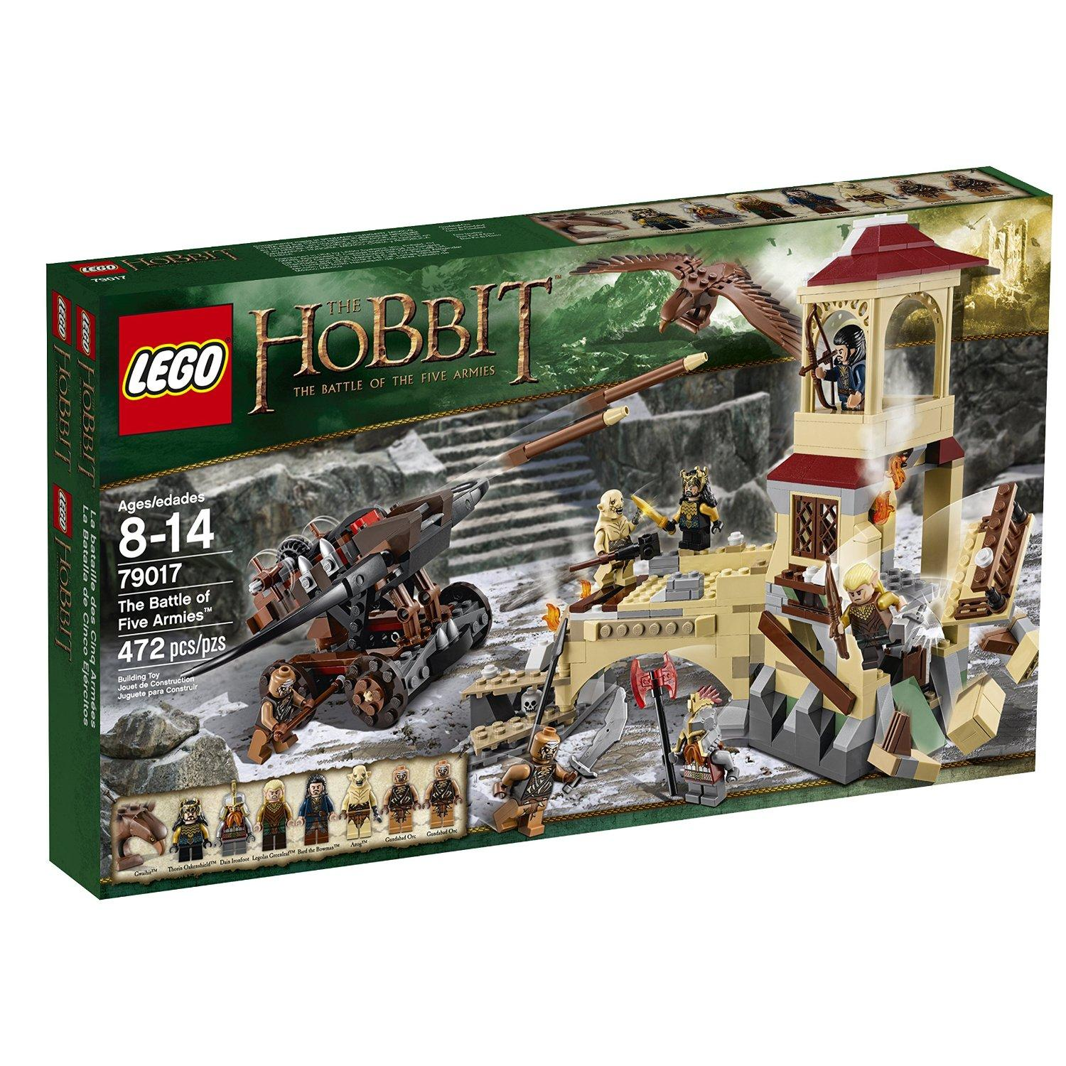 $47.99 LEGO Hobbit 79017 The Battle of Five Armies