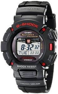 $90.99 Casio Men's GW9010-1 G-Shock Mudman Solar Atomic Rally Watch