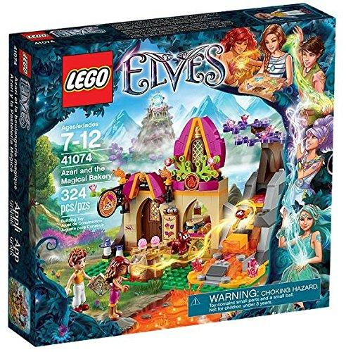 $22.92 LEGO Elves Azari and The Magical Bakery 41074