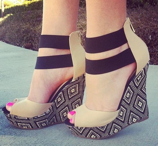 Up to 80% Off Wedge Sandal Sale @ 6PM.com