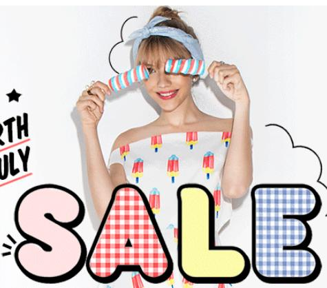 Up to 80% Off Big Sale @ Pixie Market