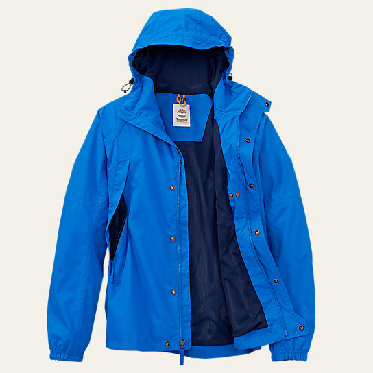 $50 Timberland Men's Ragged Mountain Packable Waterproof Jacket