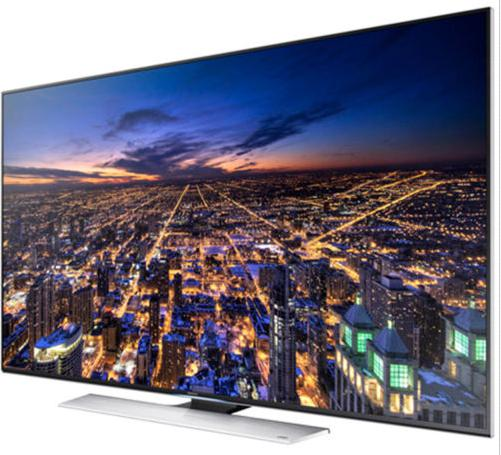 Samsung UN60HU8550 60-Inch Ultra HD 4K Smart 3D TV