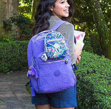 Backpacks from $59.99, Accessories from $19.99 Back To School Sale @ Kipling USA