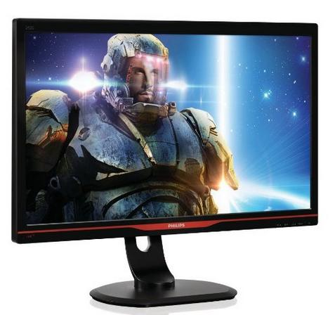 "$199.99 Philips - Brilliance 24"" LED HD Monitor"