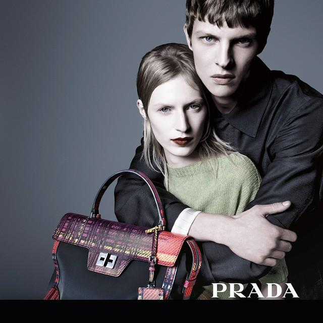 Up To 25% Off  Prada Men's New Arrive Bags, Apparel and Accessories Sale @ Bluefly