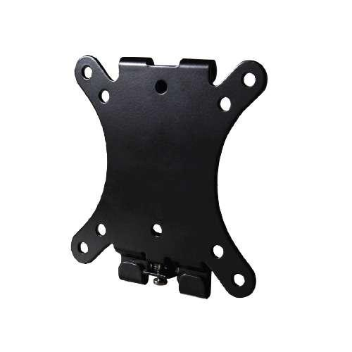 Interion Black Flush Wall Mount for 23' to 42