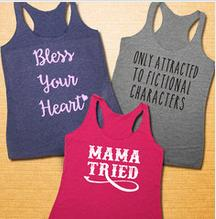 Up to 55% Off Graphic Tees and Tanks @ Zulily