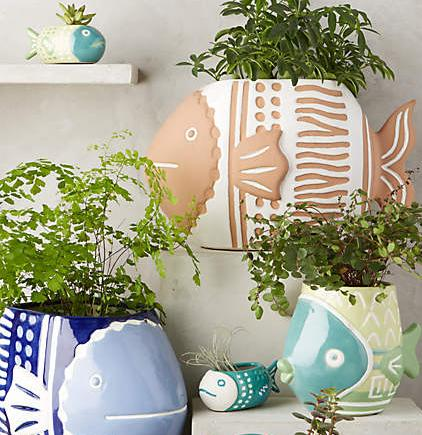 Extra 20% Off Garden Pot Sale @ Anthropologie
