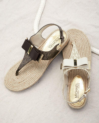 Up to 70% OffSelect MICHAEL Michael Kors Sandals and Shoes @ CUSP by Neiman Marcus