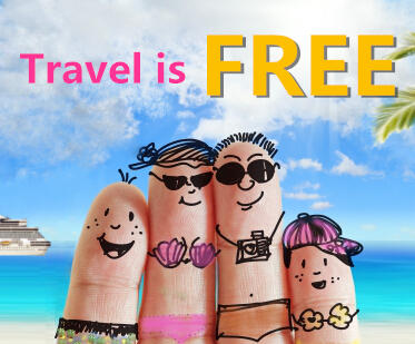 Free Flights + Free Hotels Featured Credit Card Offer