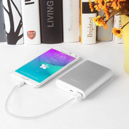 Aukey Quick Charge 2.0 10400mAh Portable External Battery Fast Charger