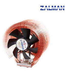 $12.99 ZALMAN CNPS9500 AT 2 Ball CPU Cooling Fan/Heatsink