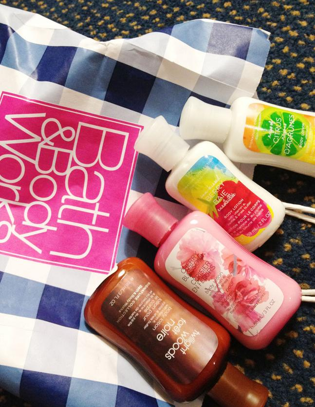 $7Select Body Care Products @ Bath & Body Works