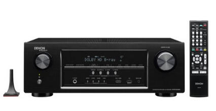 $299 Denon AVR-S700W 7.2-Channel Network A/V Receiver with Bluetooth and Wi-Fi