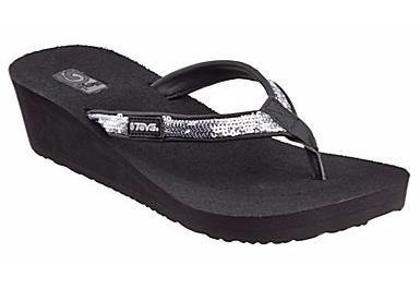 Teva Ribbon Mush Wedge Paparazzi Sandals
