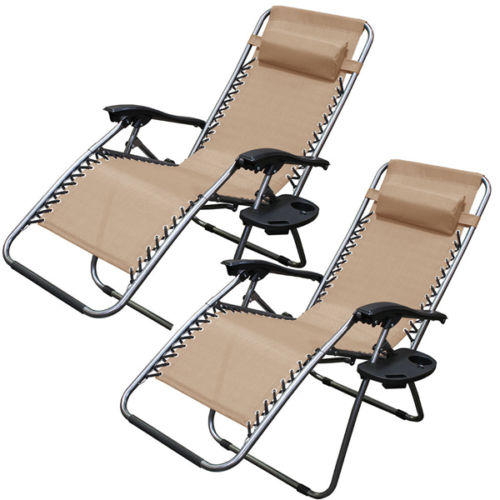 $59.99 (2) Zero Gravity Chair Recliner