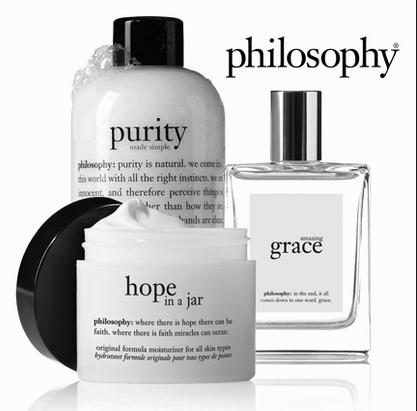 Up to 60% Off Select Items @ philosophy