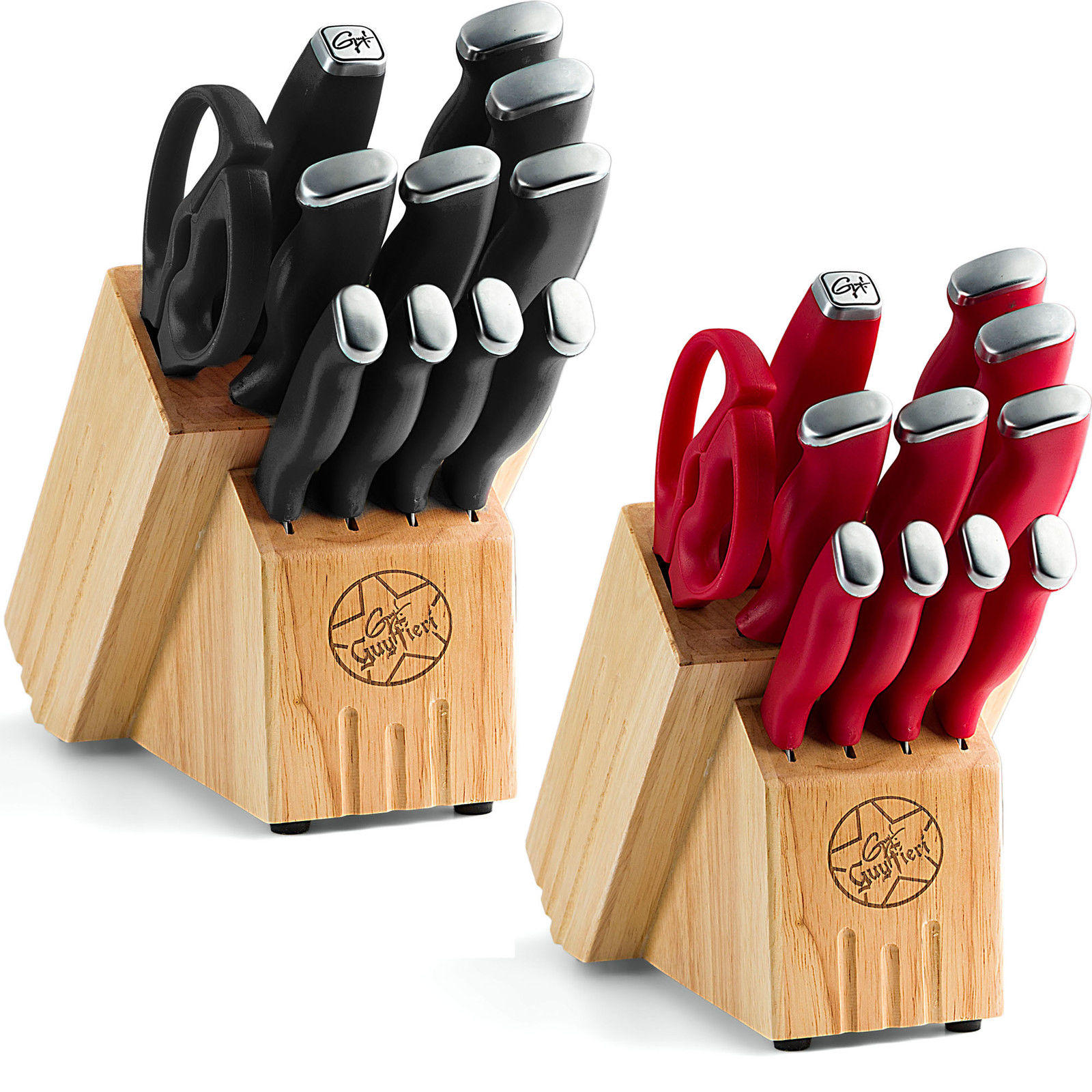 $34.99 Guy Fieri 12-Piece Inlay Logo Cutlery Set