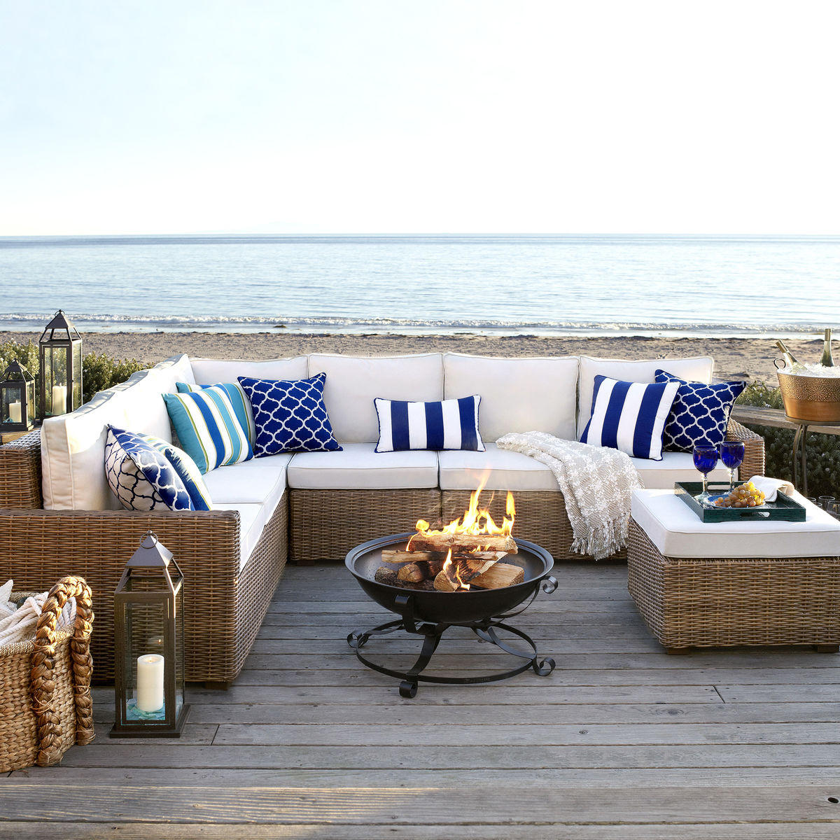 Up to 70% Off All Outdoor Furniture @ Pier 1 Imports
